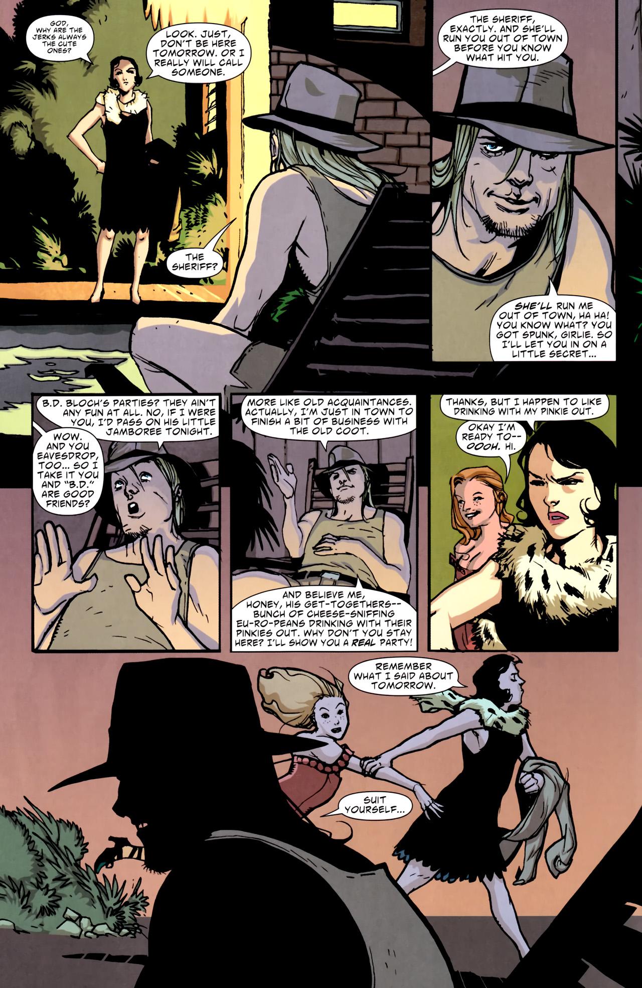 Read online American Vampire comic -  Issue #1 - 14