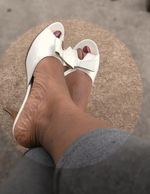 wedding heels www.tipsyheelz.com