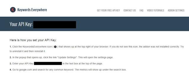 Tools High Paying keyword Untuk Mengetahui Keyword Blog Lain Dengan CPC Tinggi
