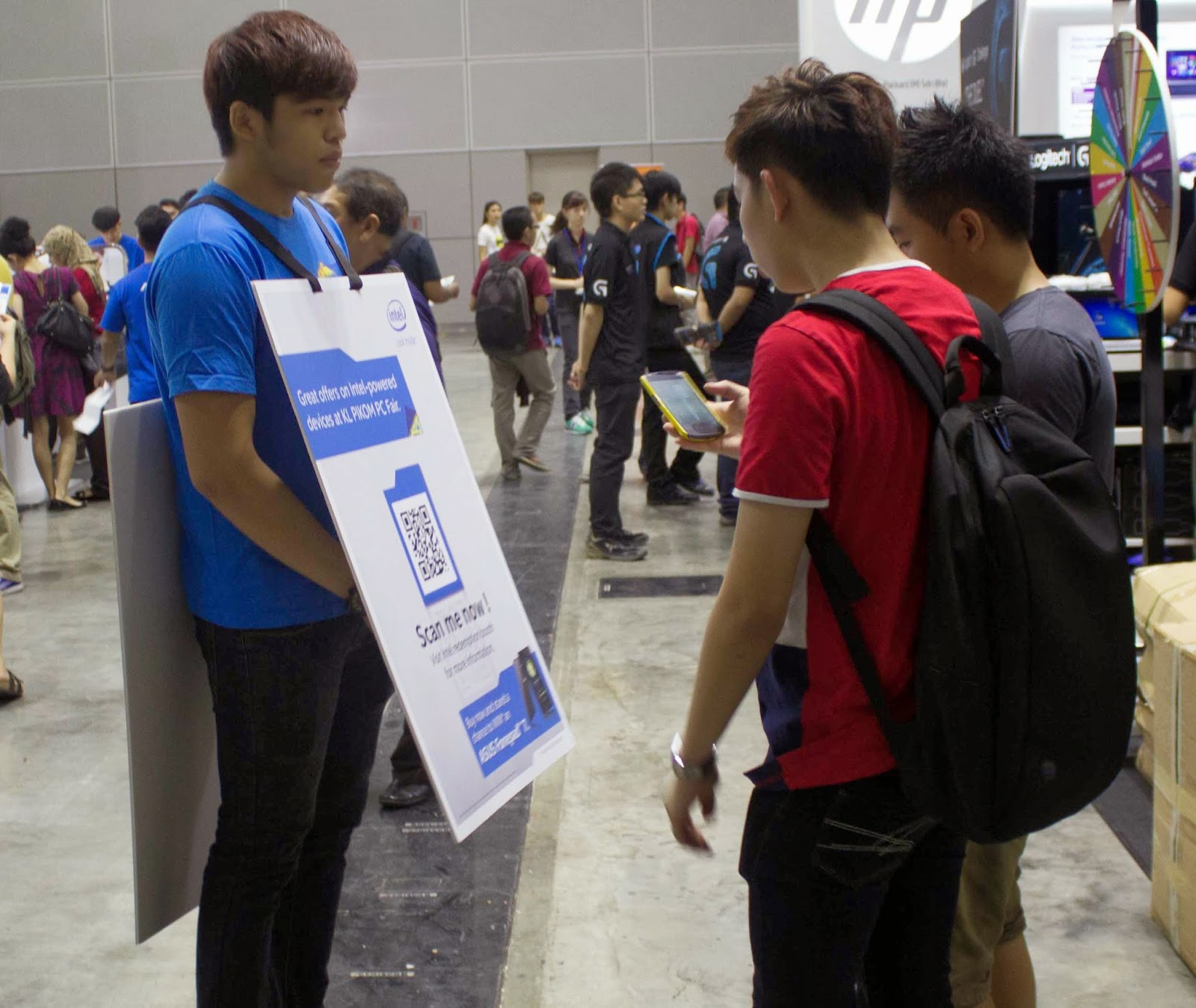 Coverage of PIKOM PC Fair 2014 @ Kuala Lumpur Convention Center 281
