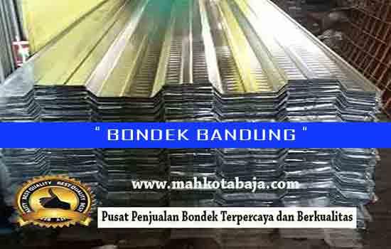 Harga Bondek Bandung