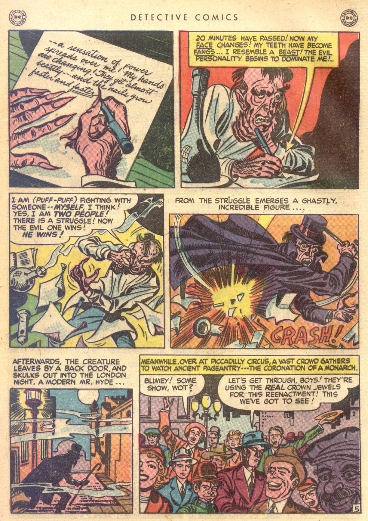 Read online Detective Comics (1937) comic -  Issue #134 - 41