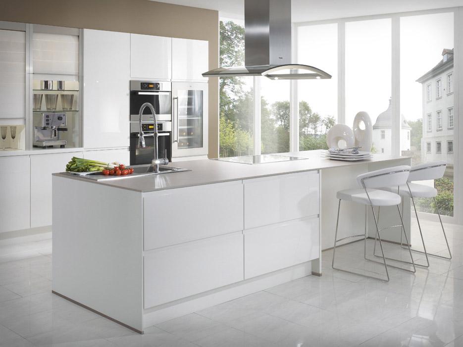 Hogares frescos una fuente de inspiraci n 25 dise os de - Disenos cocinas modernas ...