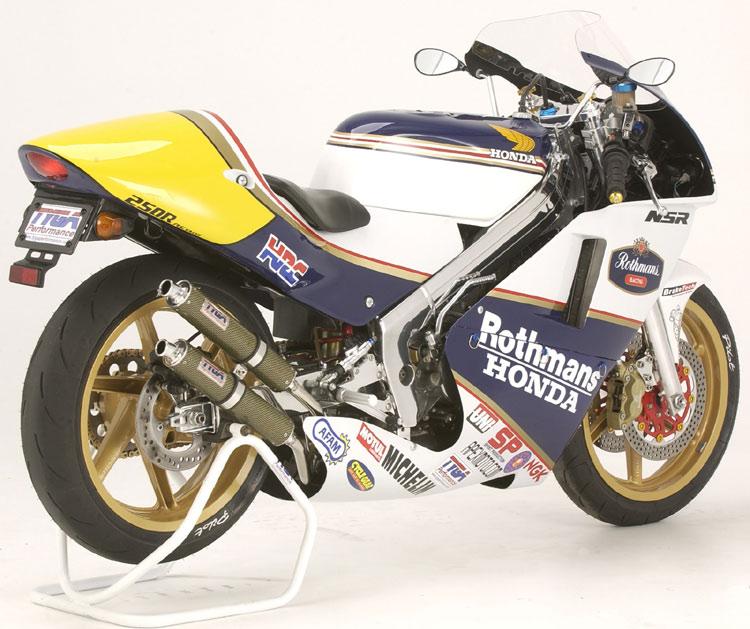 Racing Cafè: Honda NSR 250 MC18