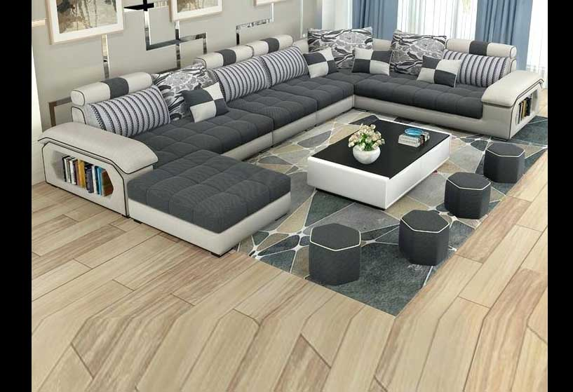 40 Modern sofa set designs for living room interiors 2018