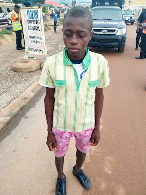 Young Boy Abducted By Ritualists In Benue, Abandoned In Abuja