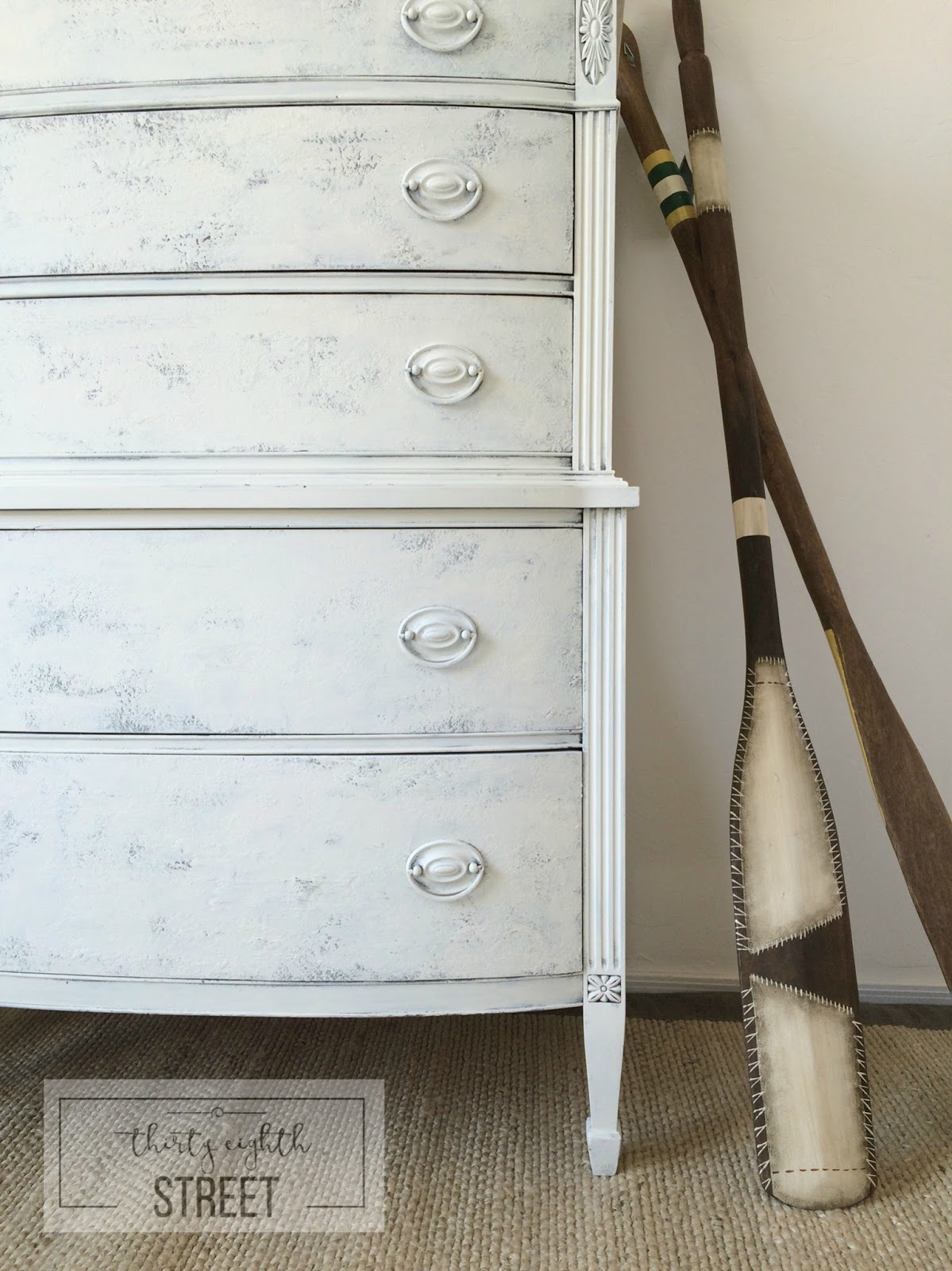 Paint Wash On Wood Saltwash Coastal Inspiration Furniture Makeover Thirty Eighth