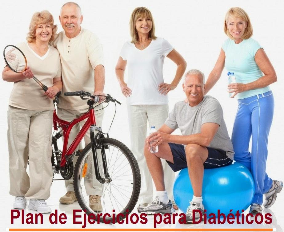 Un Plan de Ejercicios para Diabéticos Ayuda a Controlar