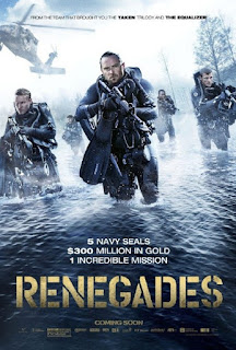 Sinopsis, Pemain, Review, Trailer Renegades (2017)