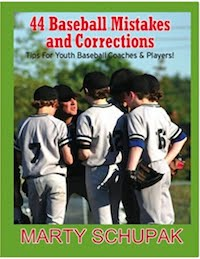 44 Baseball Mistakes & Corrections