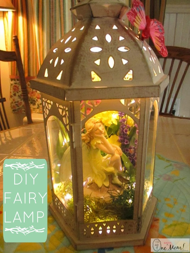 One Savvy Mom  | NYC Area Mom Blog: DIY Fairy Lantern ...