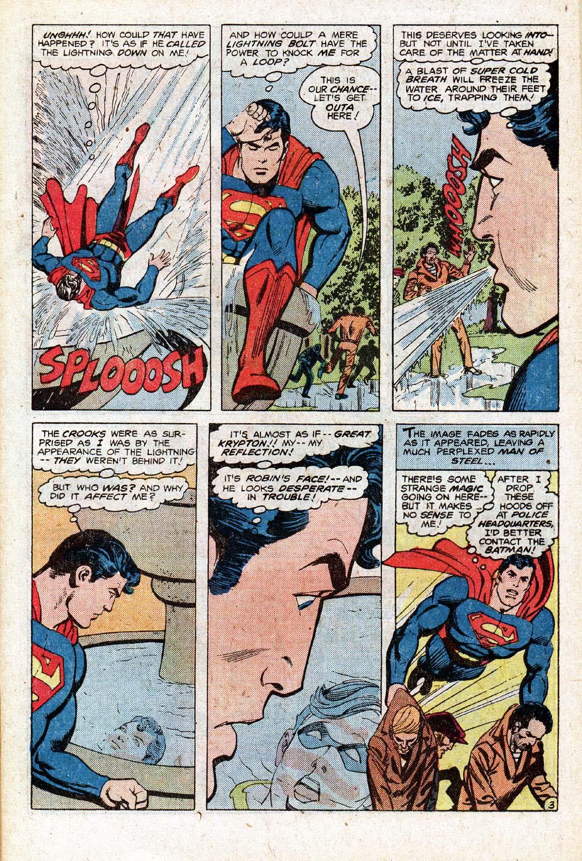 Read online World's Finest Comics comic -  Issue #265 - 5