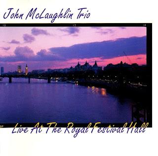 John McLaughlin Trio - 1990 - Live At The Royal Festival Hall
