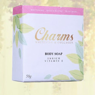 CHARMS BODY SOAP