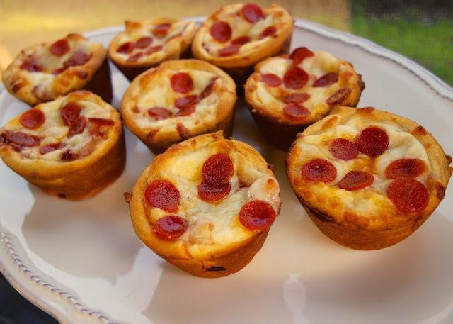 Yummyy Mini Pizza Muffins Rrecipe In Urdu