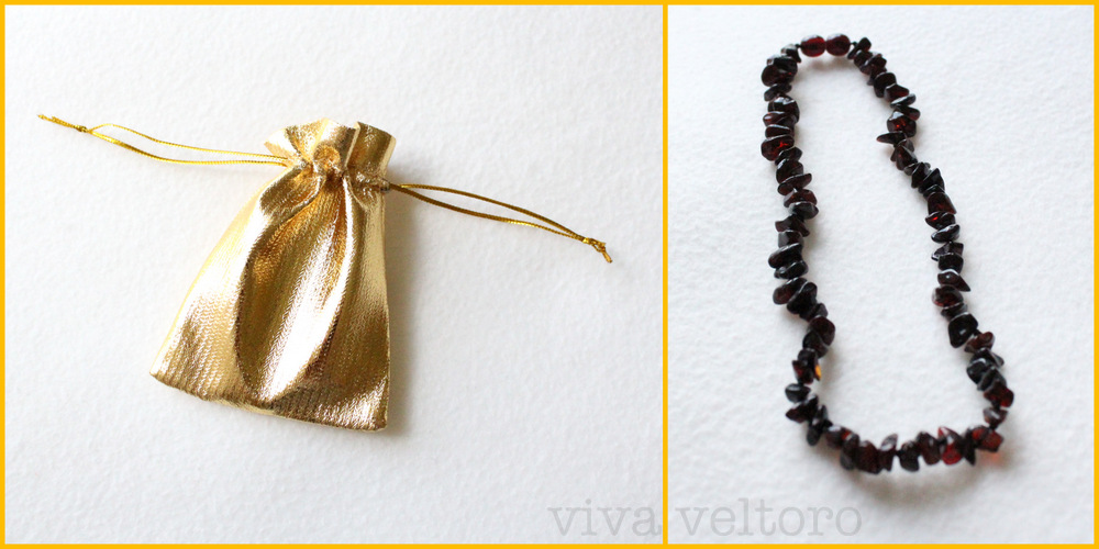 Spark Of Amber Teething Necklace Review And Giveaway Thrifty