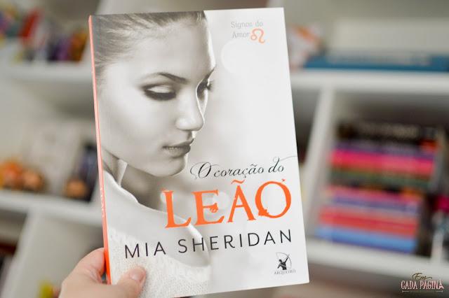 [Resenha] O coração do Leão | Mia Sheridan @editoraarqueiro