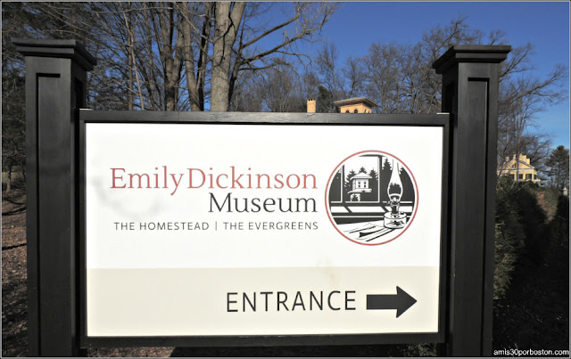 Emily Dickinson Museo Amherst