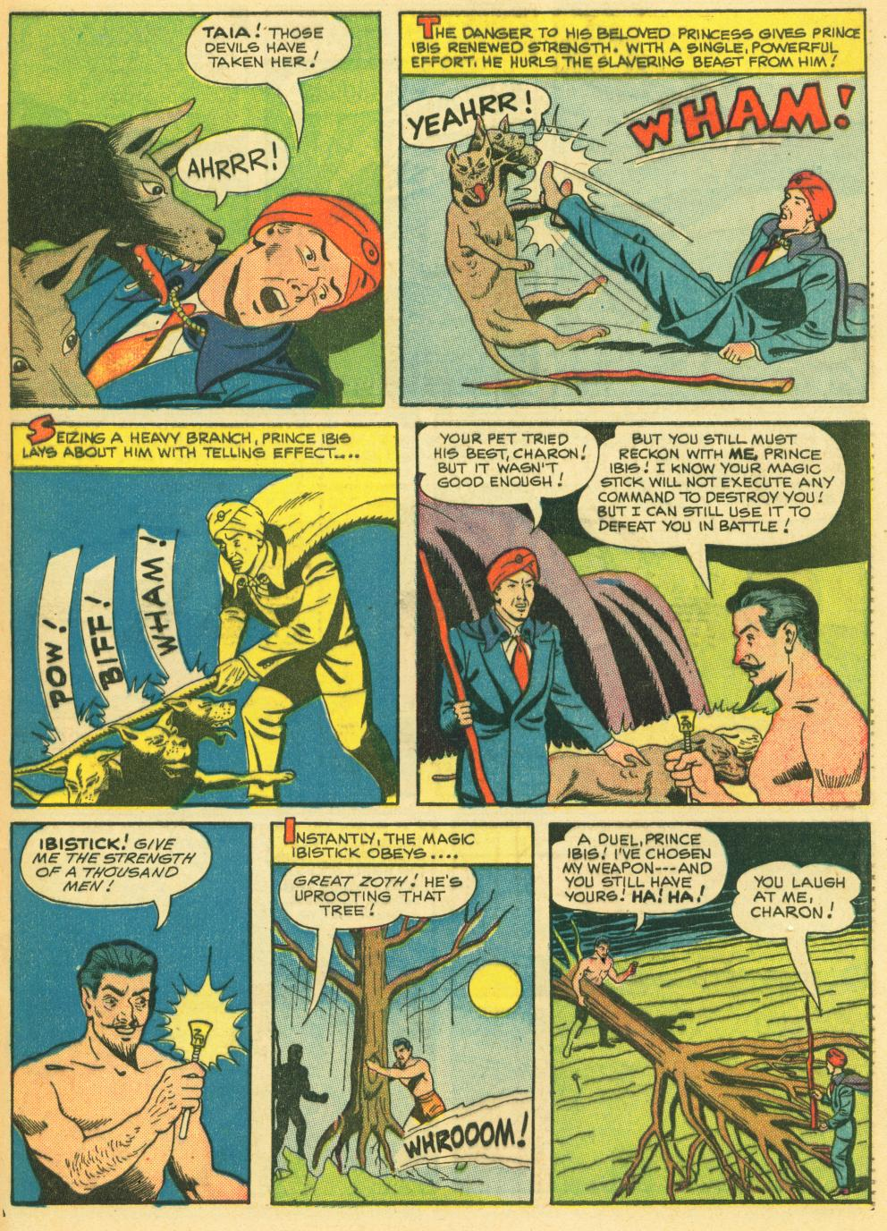 WHIZ Comics issue 119 - Page 49