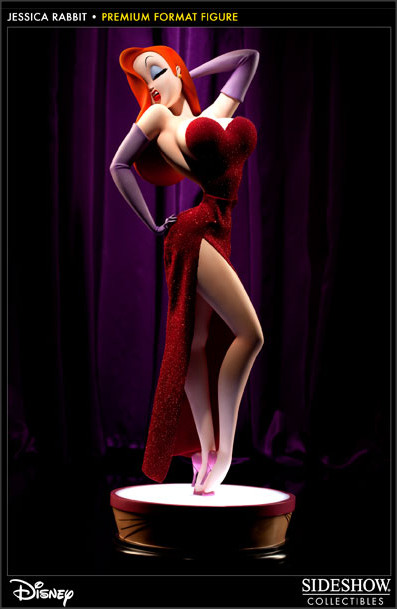 Jessica Rabbit Sideshow Collectibles