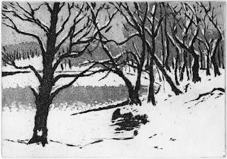 Hilmar Grey: Am kleinen Müggelsee, Reservage, 2007