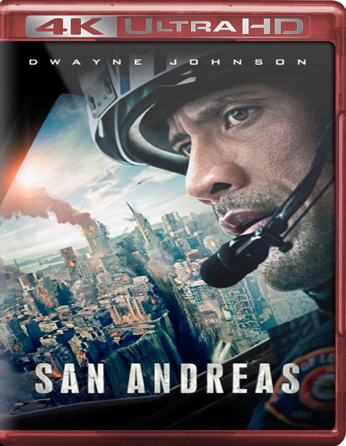 San Andreas [2015] [UHD] [2160p] [Latino]