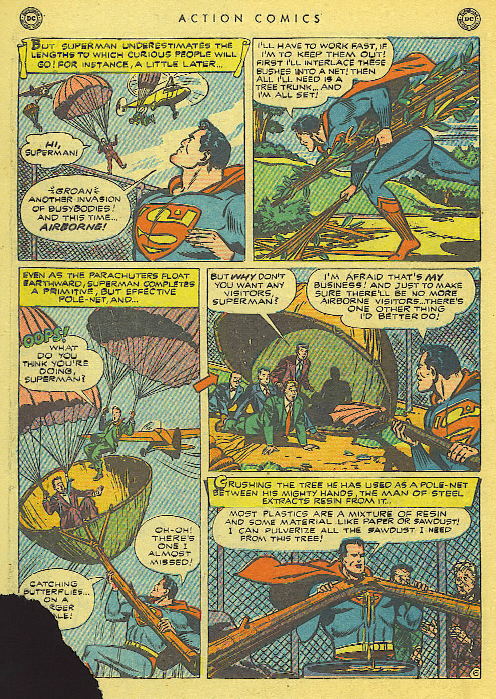 Read online Action Comics (1938) comic -  Issue #140 - 8