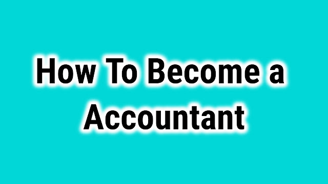 How To Become a Accountant subjects are needed to become an accountant