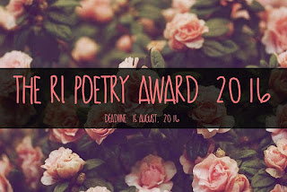 The RL Poetry Award 2016