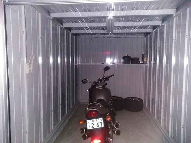 イナバのガレージカスタムの写真