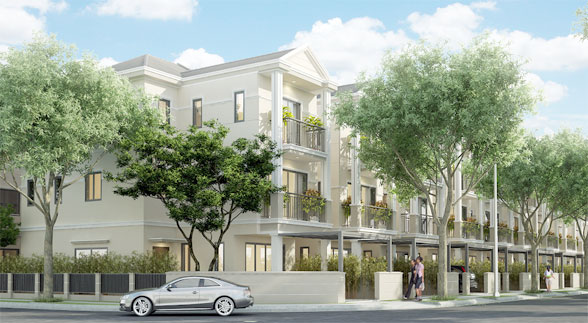 Savills Việt Nam phân phối chính dự án Nine South Estates