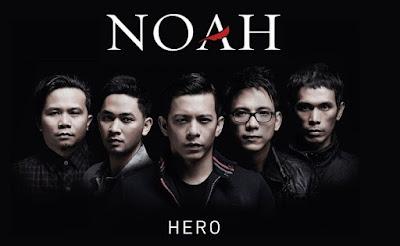 Download Kumpulan Lagu Noah Lengkap Full Album