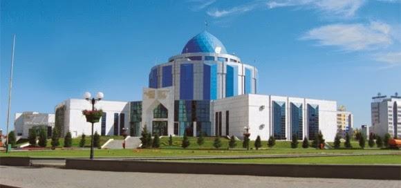 Kazakistan Cumhuriyeti Kültür merkezi Müzesi
