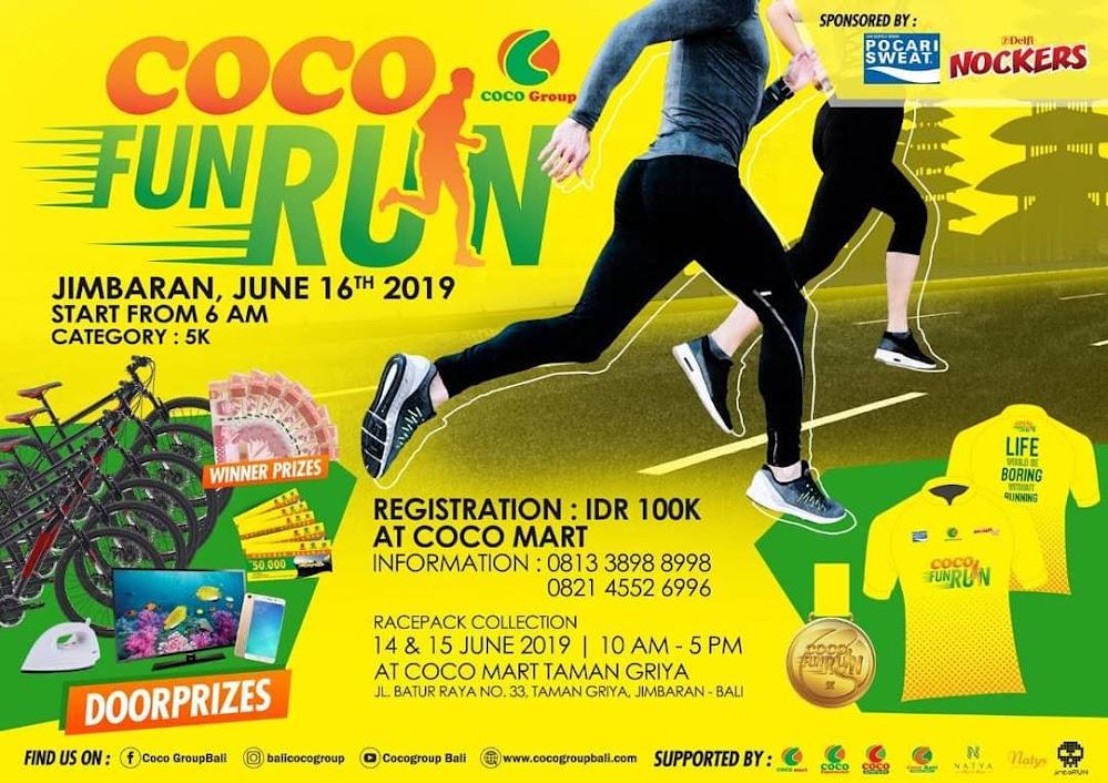 Coco Fun Run • 2019