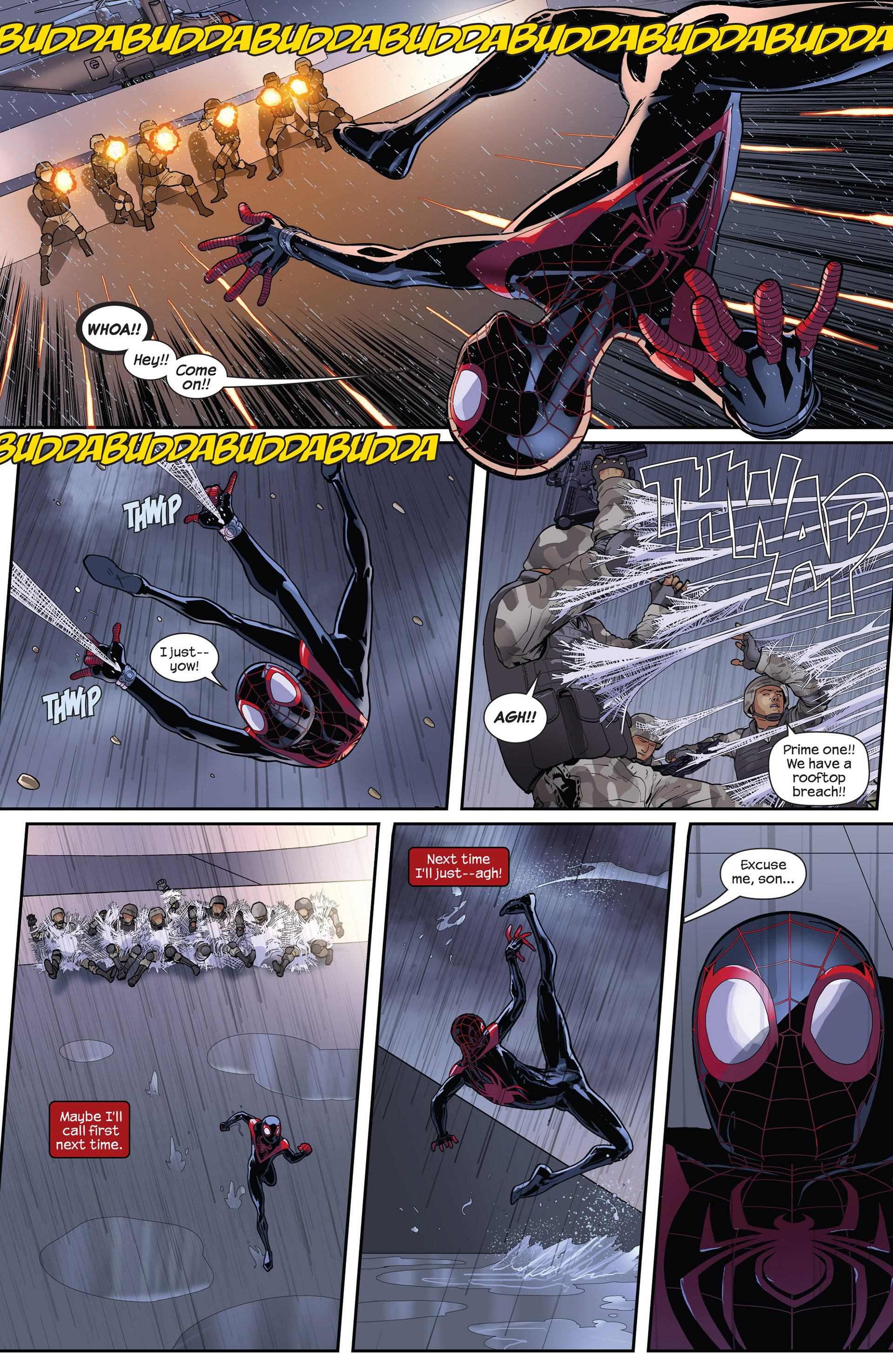 Read online Ultimate Comics Spider-Man (2011) comic -  Issue #15 - 20