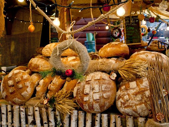 Pan Mercado Navidad de Cracovia