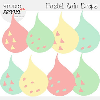 https://www.teacherspayteachers.com/Product/Rain-Drops-Clipart-in-Pastel-Colors-Studio-ELSKA-2384251