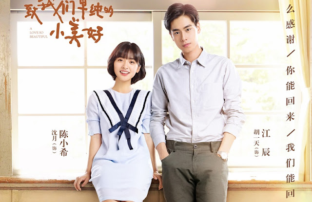 Download Drama Mandarin A Love So Beautiful Batch Subtitle Indonesia