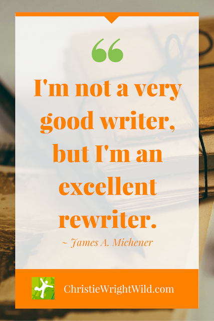 James Michener quote