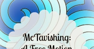 amy 39 s free motion quilting adventures mctavishing monday a free motion link party. Black Bedroom Furniture Sets. Home Design Ideas