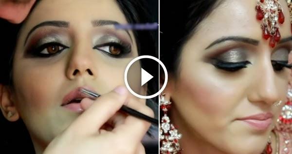 Stani Beautiful Bridal Makeup Tutorial Step By