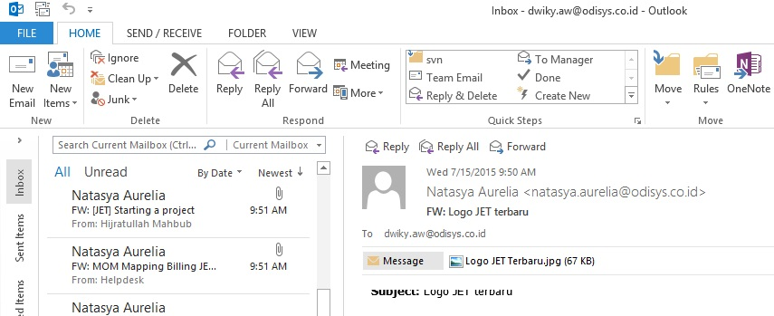signature in outlook 2013