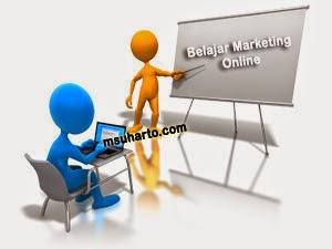 Belajar Marketing Online