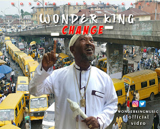 Wonder King – Change