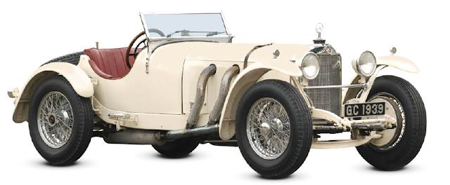 Mercedes-Benz SSK, classic cars