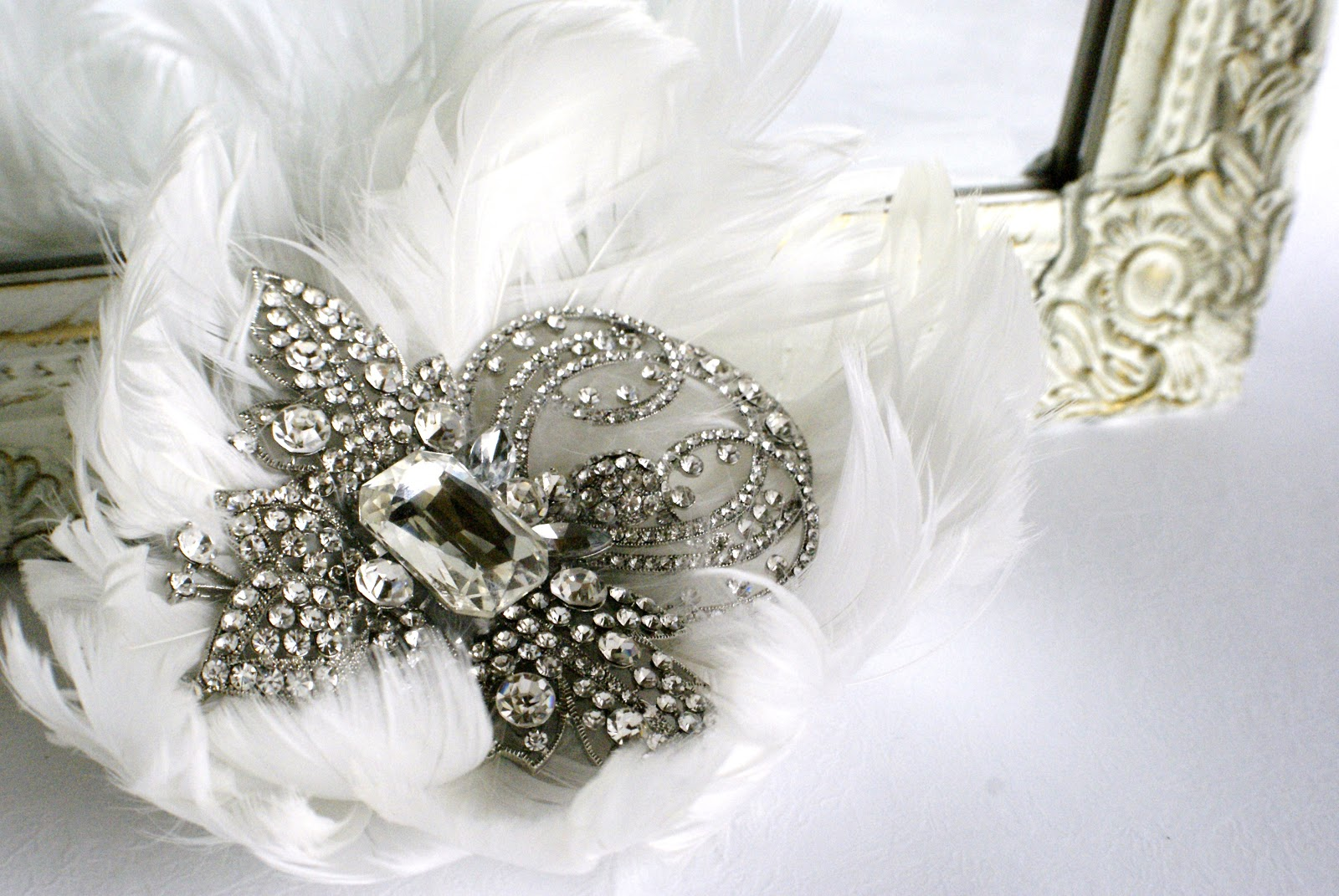 Handmade Bridal And Wedding Jewelry By Vintage Touch: One