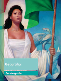 Libro de TextoGeografía Cuarto grado 2015-2016