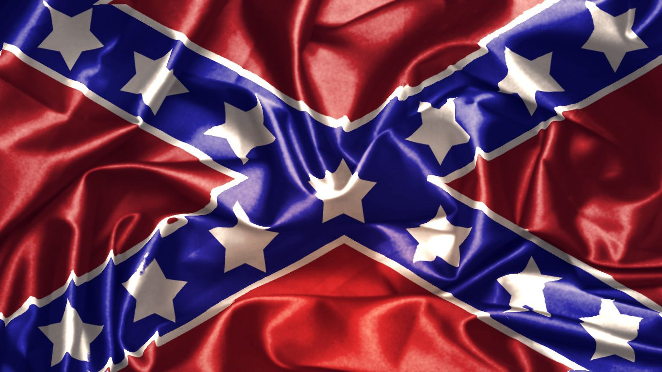 Flag of The Confederacy