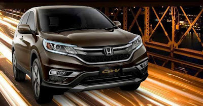 Harga Mobil Honda CR-V Terbaru 2016