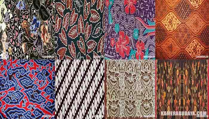 Inilah 10 Motif Batik Indonesia yang Terkenal dan Asal Daerahnya